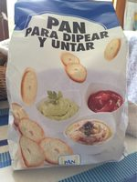 Pan para dipear y untar - Producte