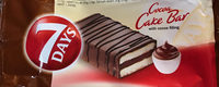 Cocoa Cake Bar - Product - sr