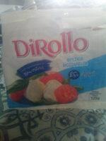 Dirollo Fresh Mozzarella - Produit - el