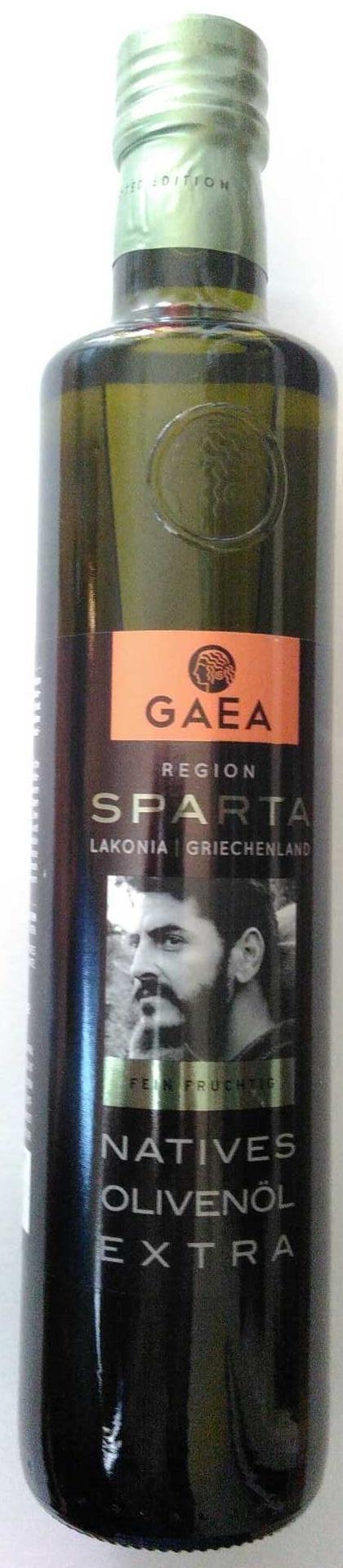 Sparta Natives Olivenöl Extra - Product - de