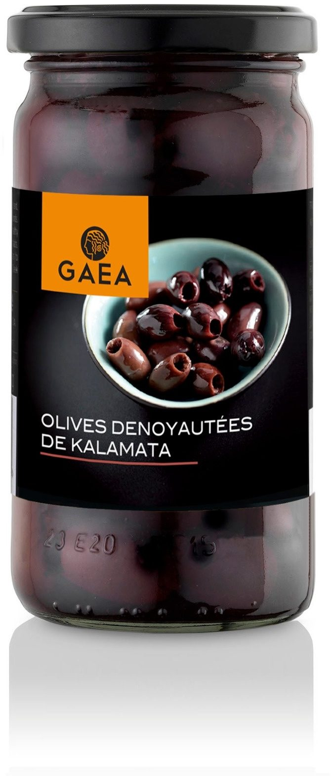 Olives dénoyautées de Kalamata - Produit - fr