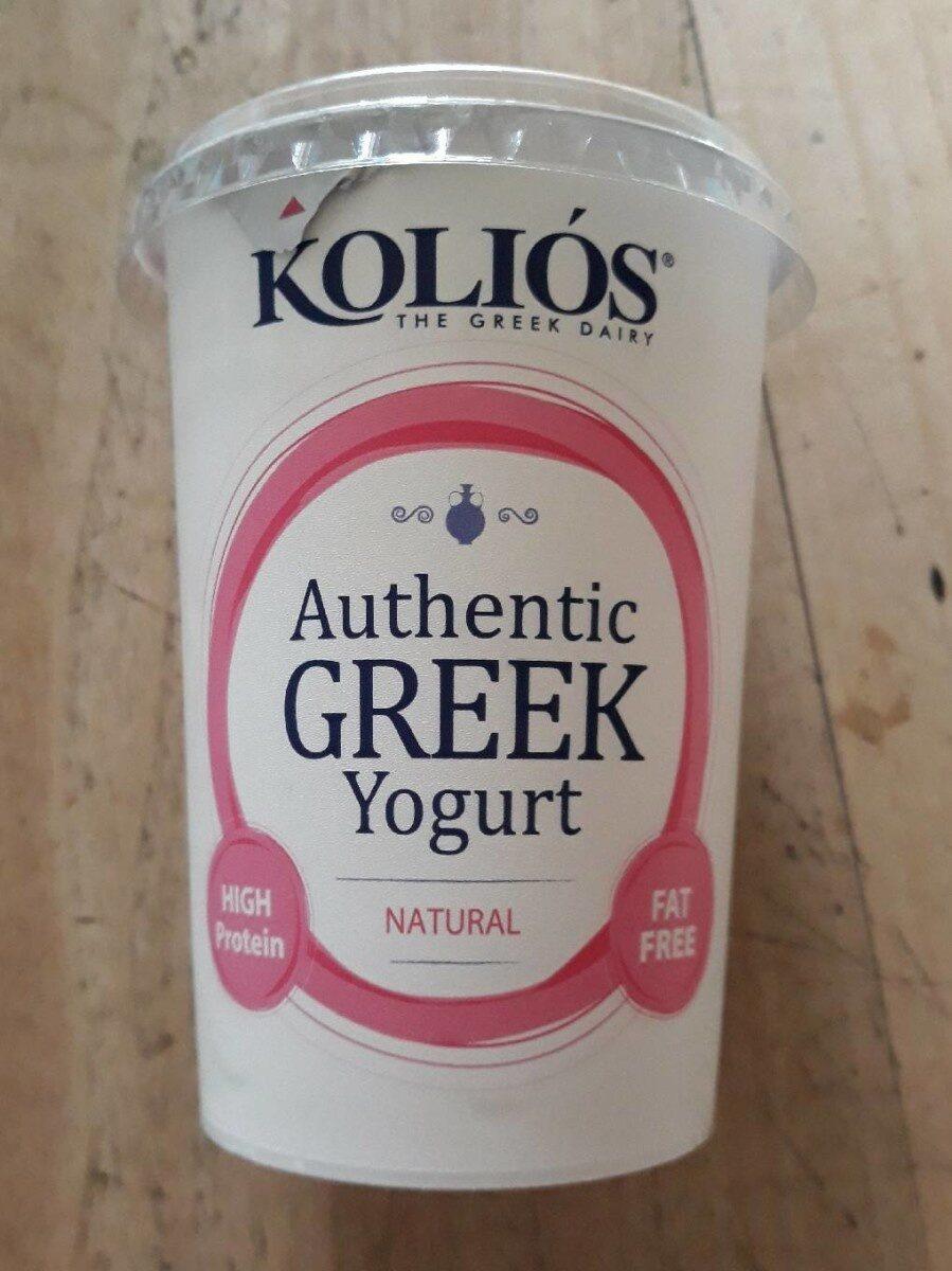 Yaourt Grec - Product - fr