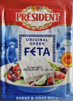 Original Greek Feta - Product - fr