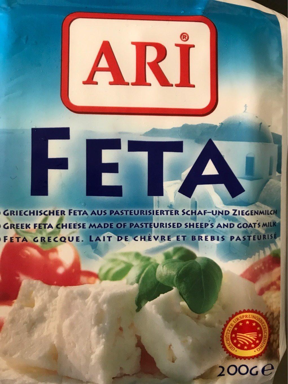 Feta - Produktas - fr