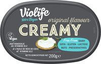 Creamy Original Flavour - Product - fr
