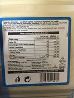 Lonchas Queso Vegano Mozzarella - Informations nutritionnelles - fr