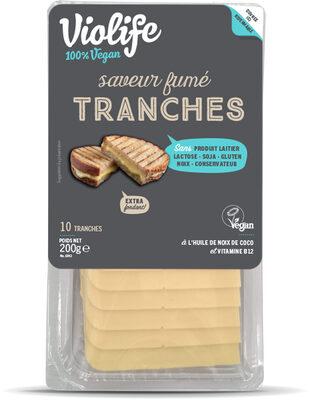 Tranches saveur fumé - Product - fr