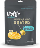 Grated Original Flavour - Product - fr