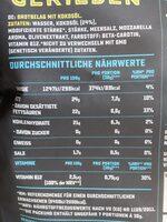 Mozzarella flavour - Ingrédients - fr