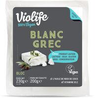 Bloc Blanc Grec - Product - fr