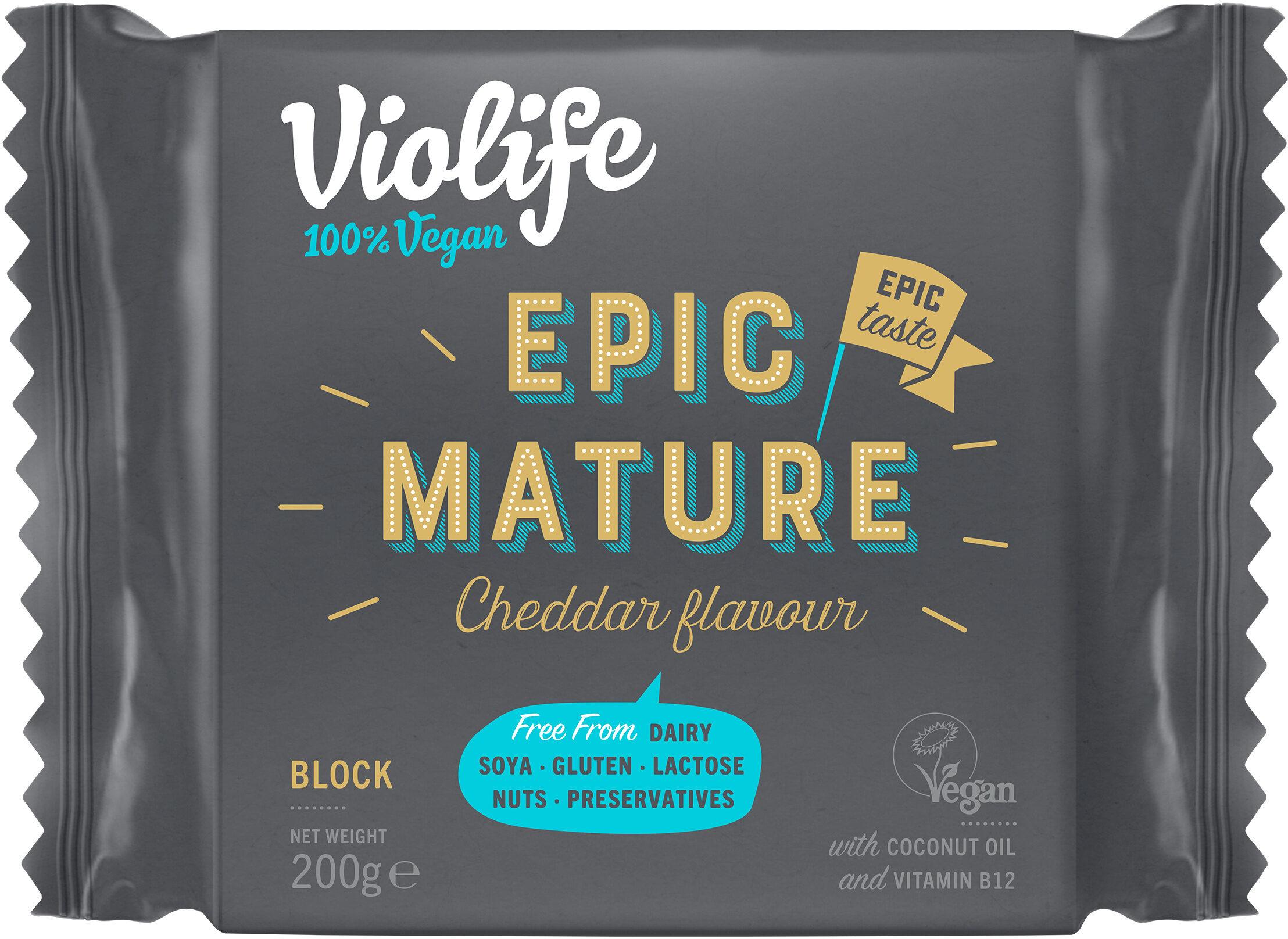 Epic Mature saveur cheddar - Produkt - fr