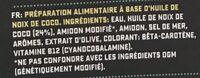 Gouda flavour grated - Ingredienti - fr