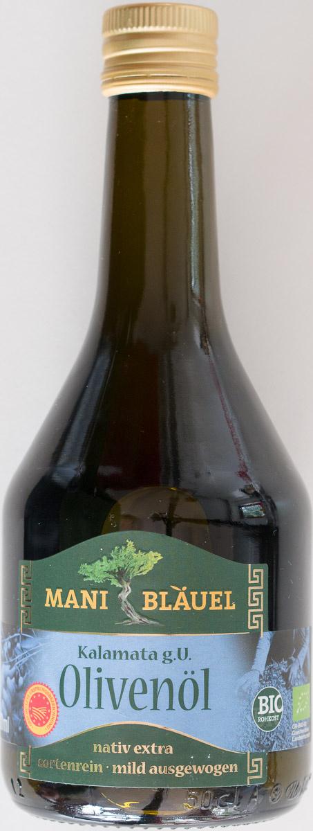 Natives Olivenöl extra - Kalamata g.U. Peloponnes - Product