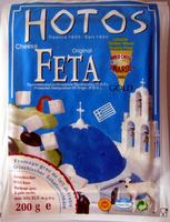 Feta AOP (19% MG) - 200 g - Hotos - Produit - fr
