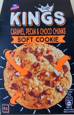 Soft Kings, soft cookie - Product - sr