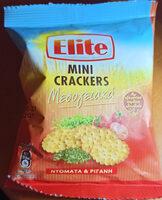 MINI CRACKERS Μεσογειακά - Produit - el