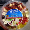 Plateau Apéritif - Feta & Olives - Feta & Tomates Séchées - Feta & Poivrons - Product
