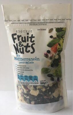 Fruit & Nuts Salad Mix - Mediterranean - Product