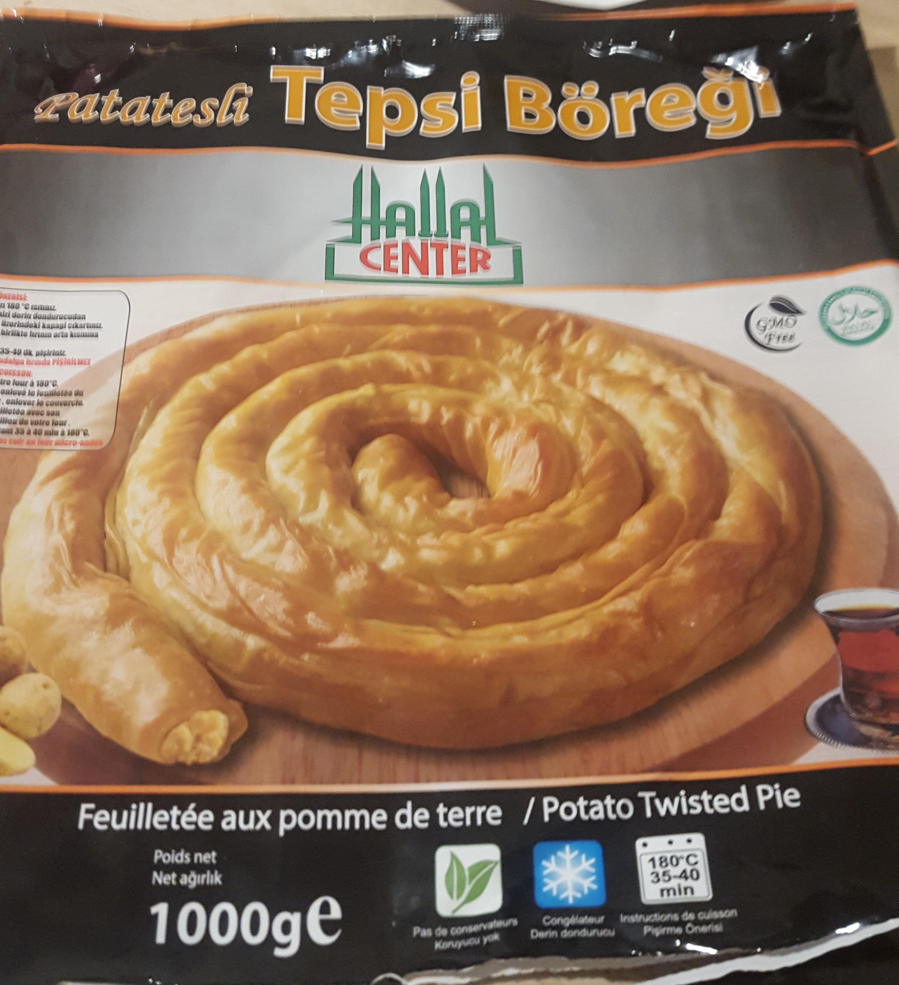 hallal center - Product - fr