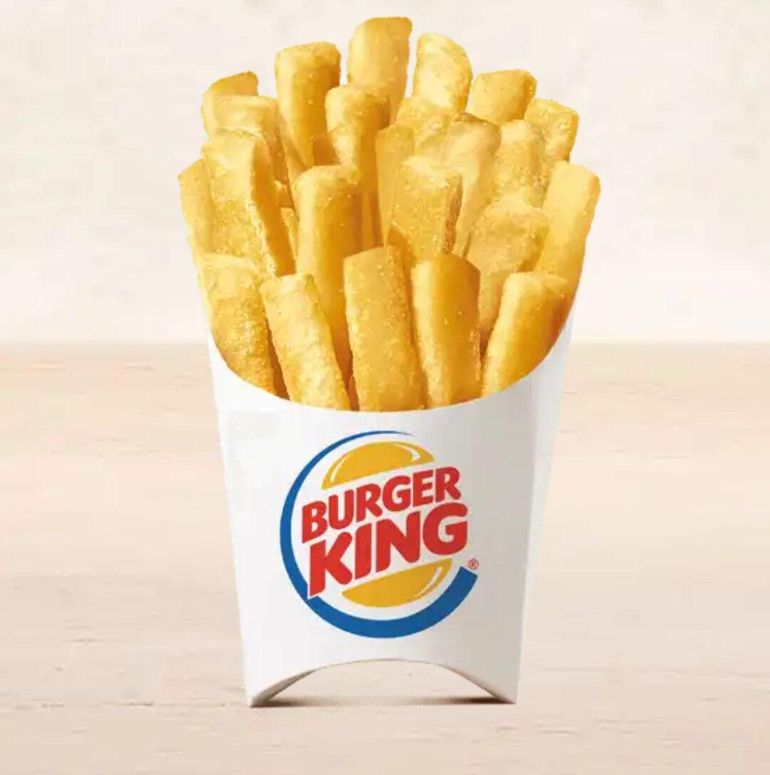 Patatas fritas Burger King (medianas) - Producto