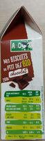 Mon Petit Dej Nutrition Bio Chocolat - Product - en