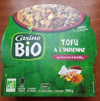 tofu à l indienne - Produit - fr