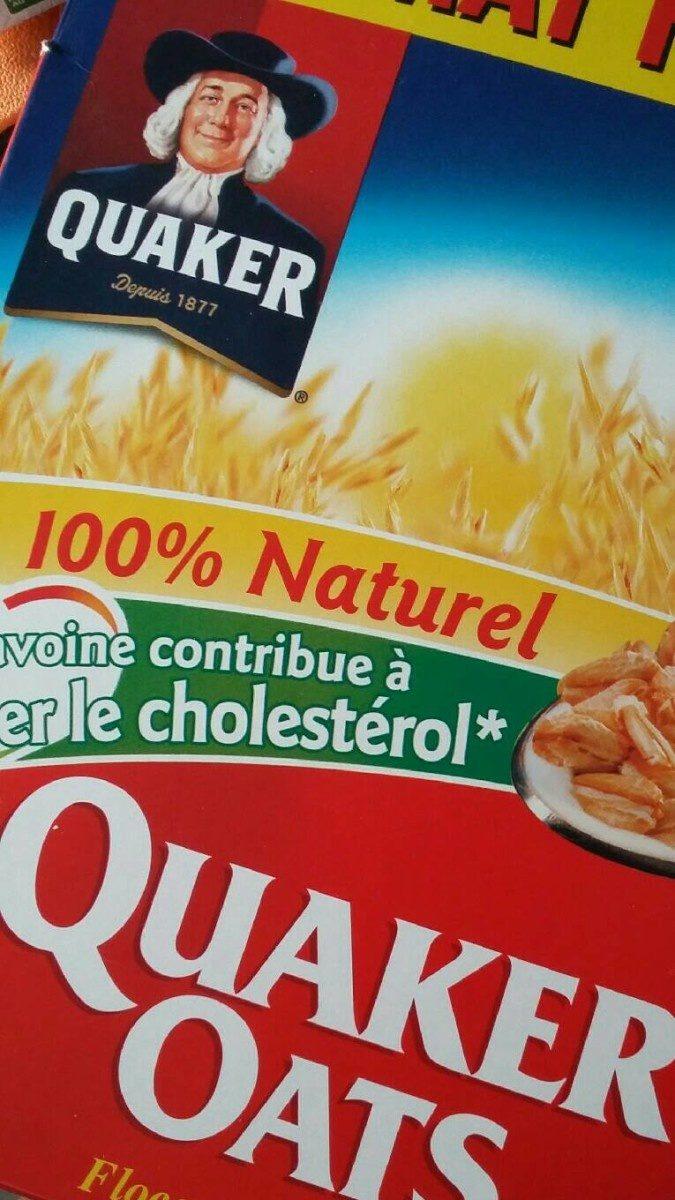 Quaker oasts - Produit
