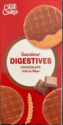 Digestives Chocolate - نتاج