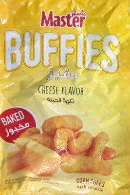 Buffies cheese flavor - نتاج - fr