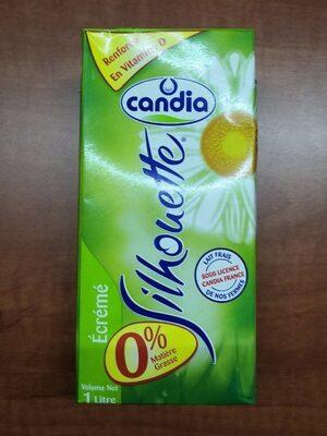 Candia milk Fat free - نتاج