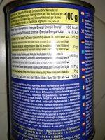 Cooked Fava Beans (foul Medammas) - Ingrediënten