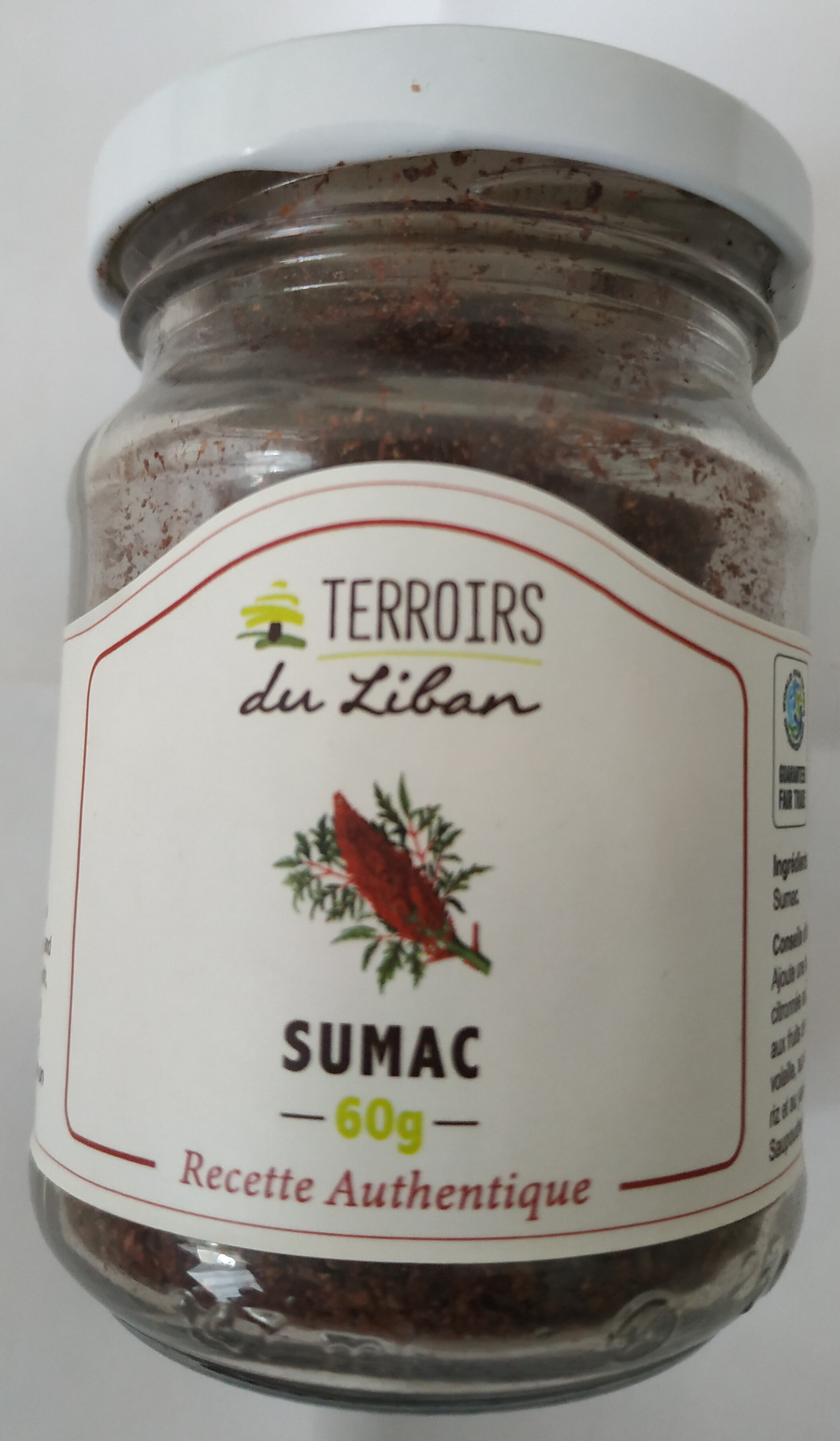 Sumac - نتاج - fr
