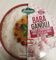 baba ganouj - Produit - fr