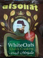 White Oats - نتاج - fr