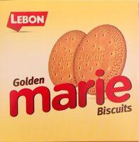 Golden Marie Biscuits - نتاج - fr