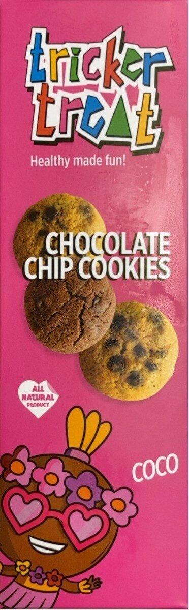 Chocolate Chip Cookies - نتاج - fr