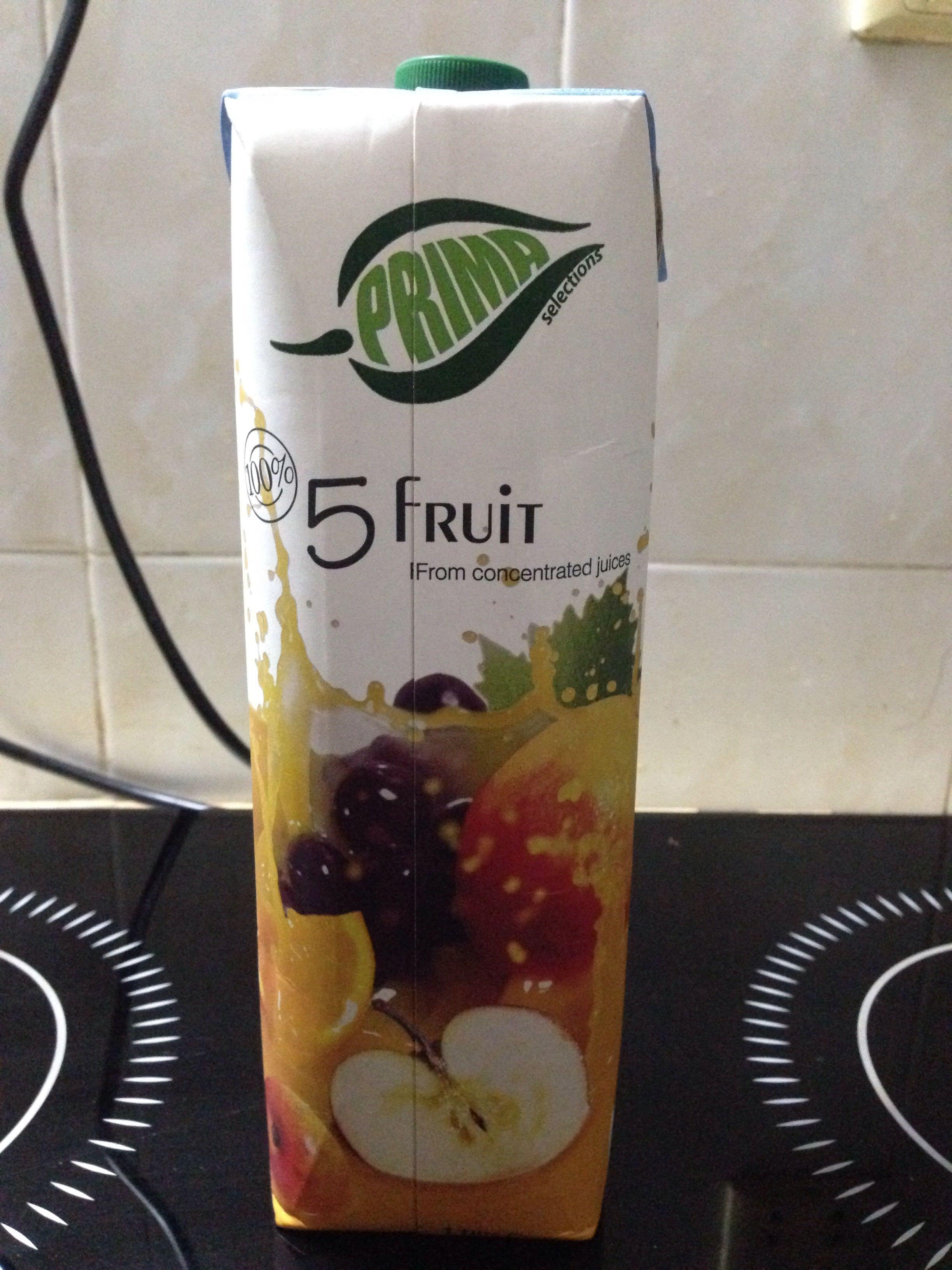5 Fruit - Product - en