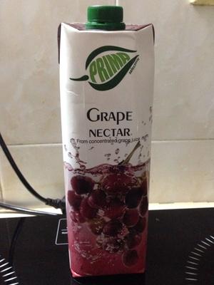 Grape Nectar - Produit