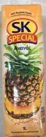 Pineapple juice - Product - fr