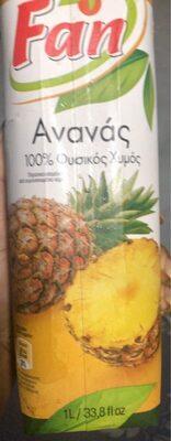 Fan pineapple - Product - en