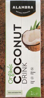 Coconut Drink - Προϊόν - fr