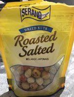 Roasted salted - Produit