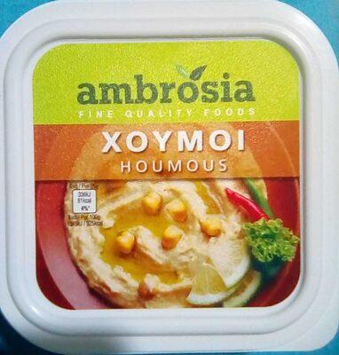 Houmous - Προϊόν