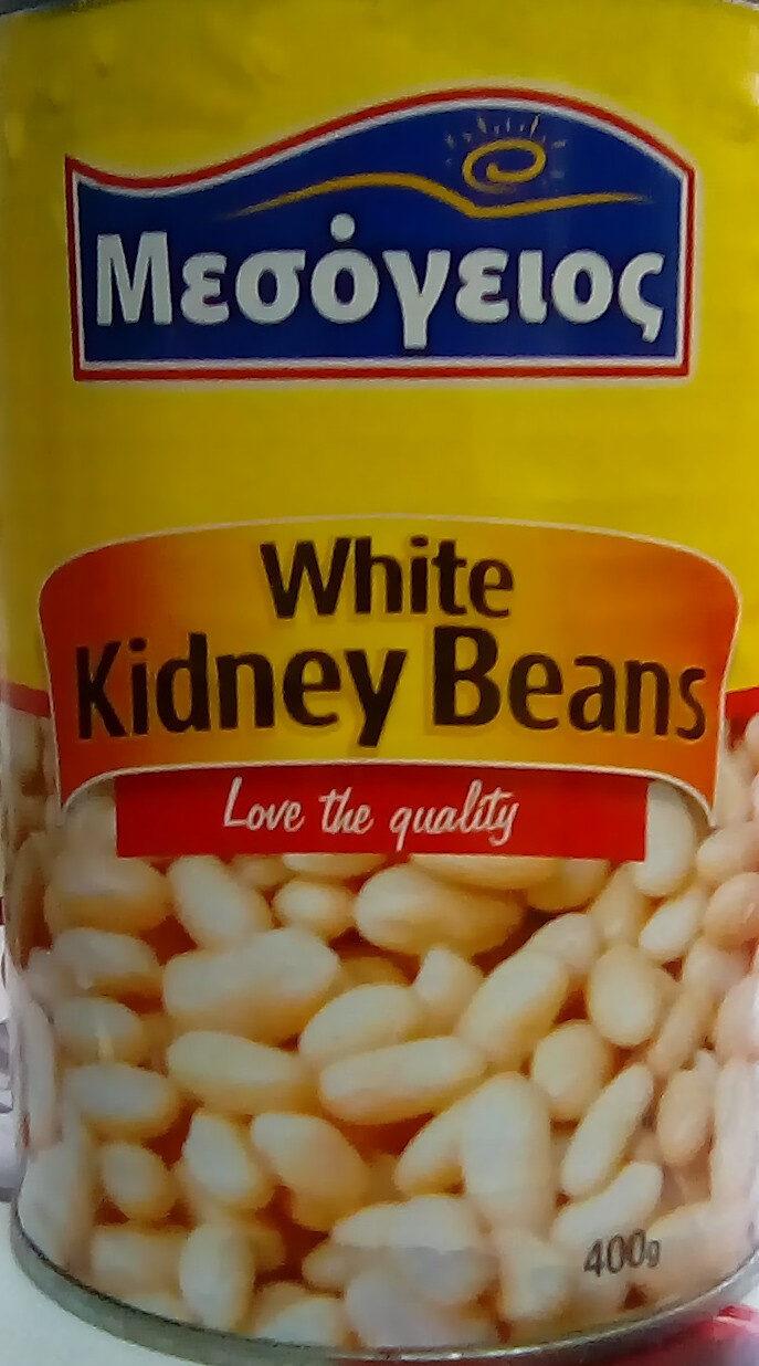 White kidney beans - Προϊόν - en