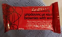 Brownies with Walnuts - Προϊόν - fr