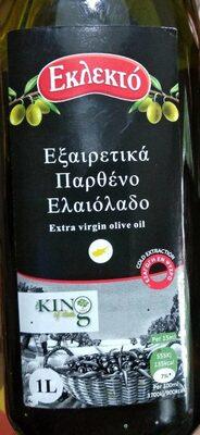 Extra virgin olive oil - Προϊόν - fr