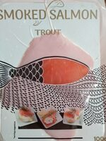 Smoked salmon trout - Προϊόν - fr