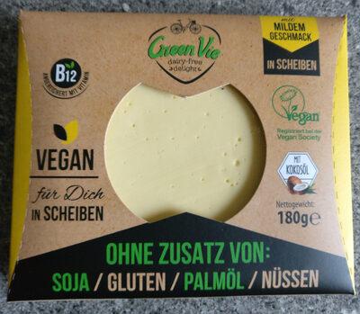 Vegan für Dich in Scheiben - Produkt