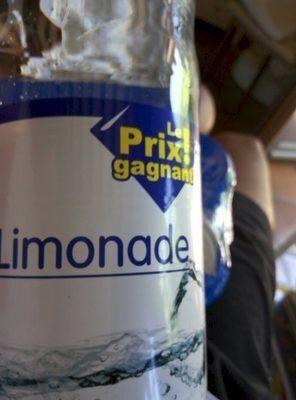 Limonade - Leader Price - 1,5 L - Προϊόν - en