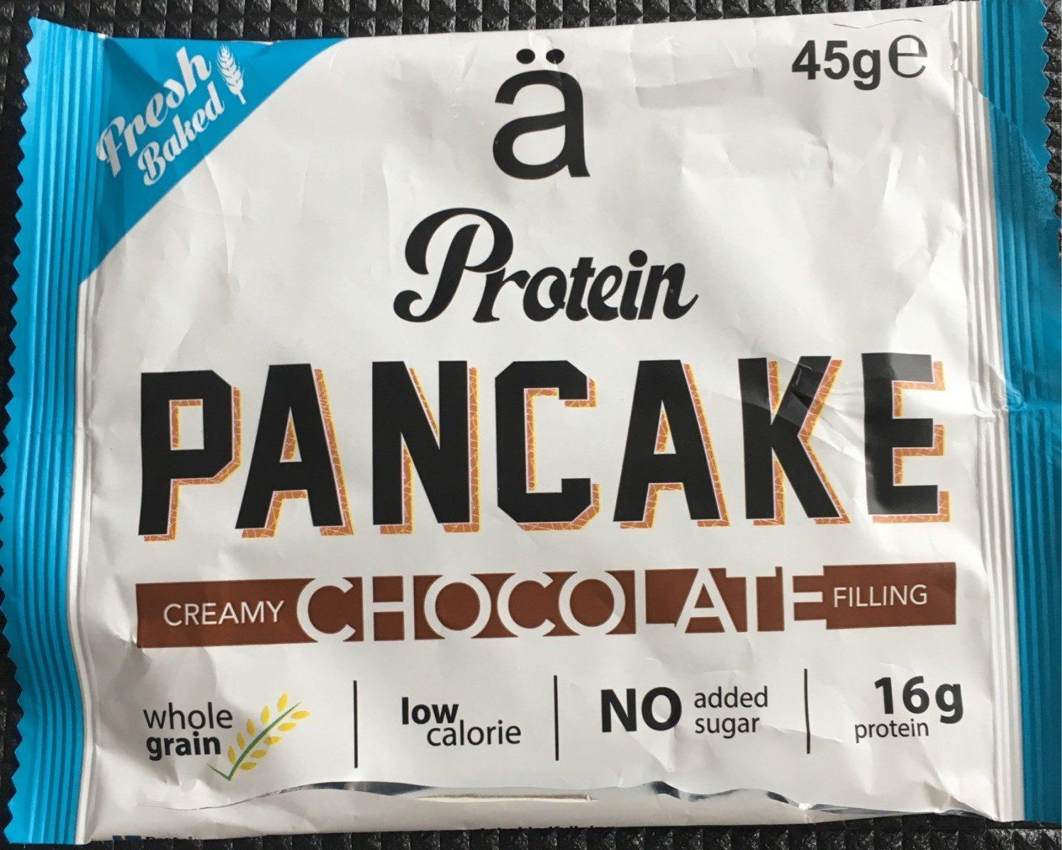 Protein Pancake Creamy Chocolat Filling - Produit - fr